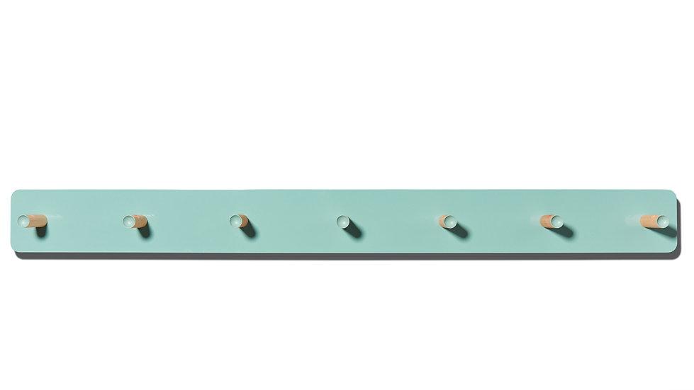 shaker, shaker peg rail, peg rail, modern shaker peg rail, modern peg rail, seafoam