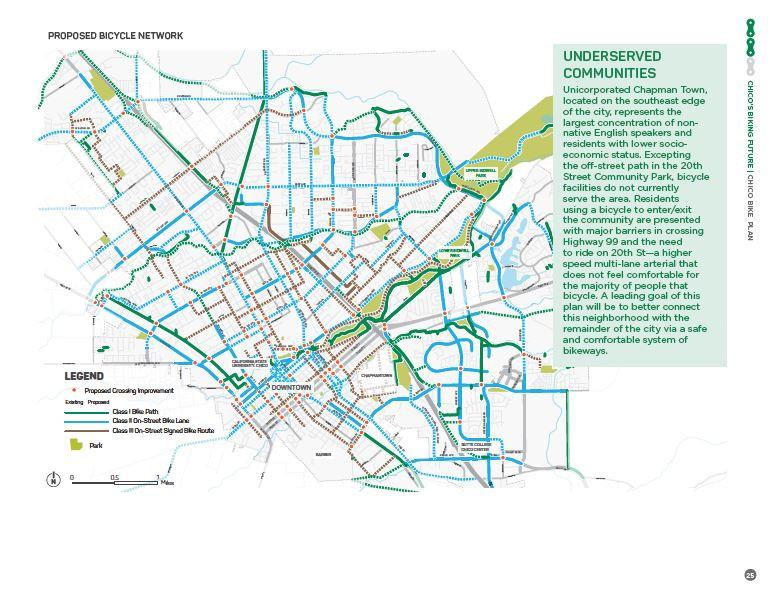 Chico Bike Plan