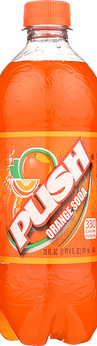 Push Orange Soda