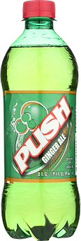 Push Ginger Ale