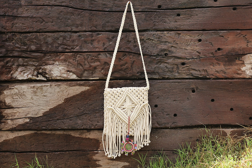 NIGAMA Cotton Small Bag
