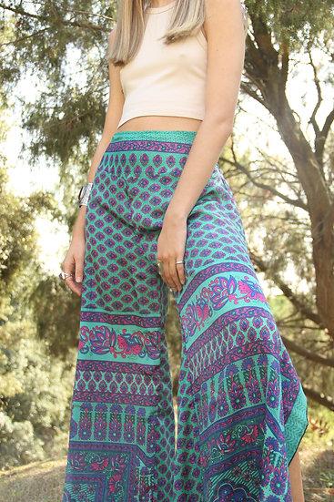 SARVAMAYI Butterfly Pants