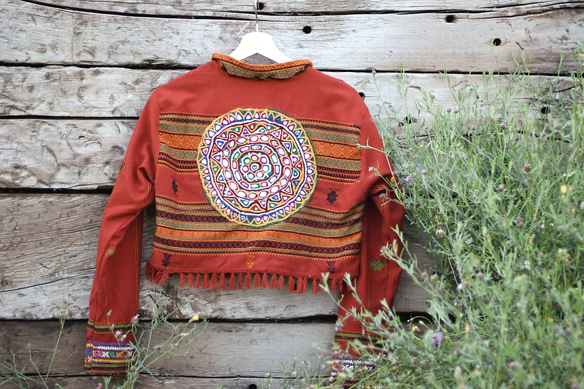 PASUPASA Gypsy Jacket