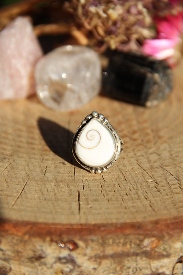 ODYANA Silver Ring