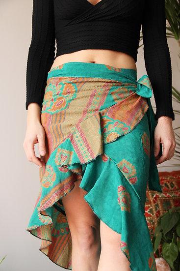 ACALA Wrap Skirt (S/M)