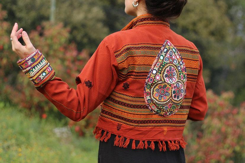 VIVARJITA Gypsy Jacket