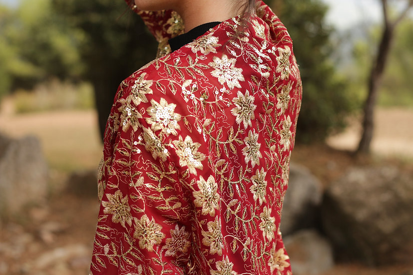 TRIGUNA Devi Kimono