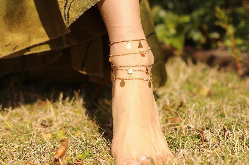 MAHASANA Anklet