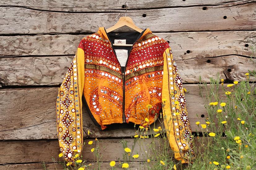 VASYA Gypsy Cropped Bomber