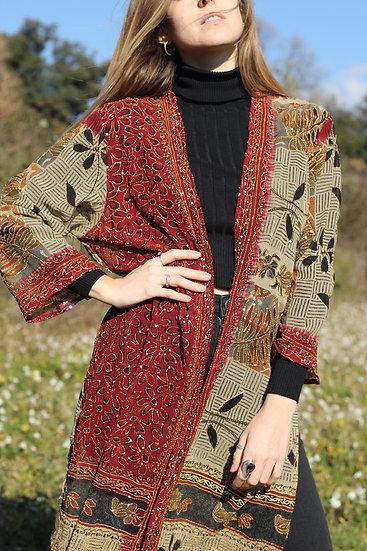 TRIKONAGA Devi Kimono
