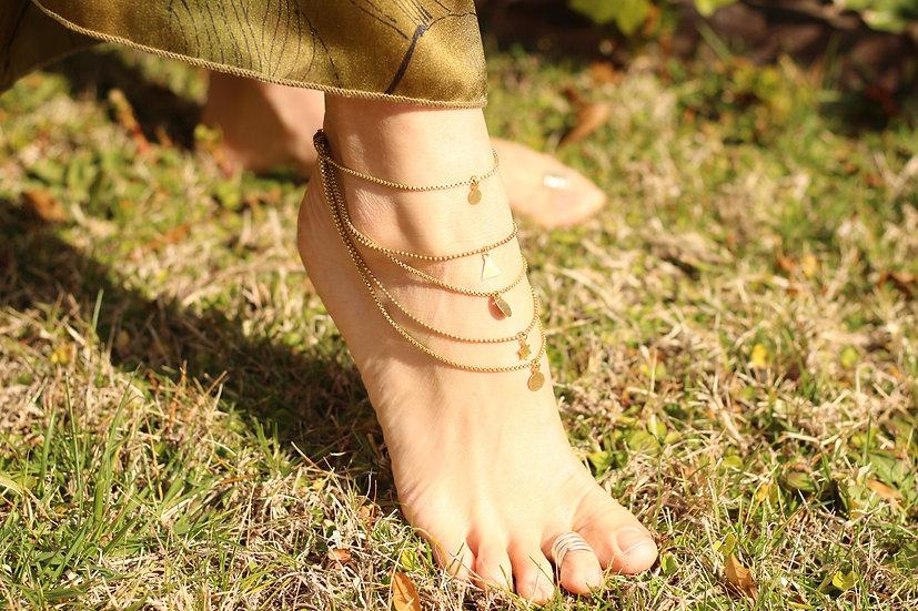 NISUDINI Anklet