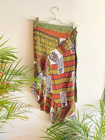 DHIKA Wrap Skirt (S/M)