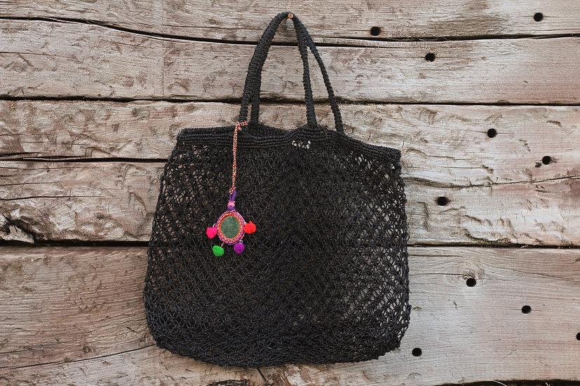 PUJITA Yute Tote Bag