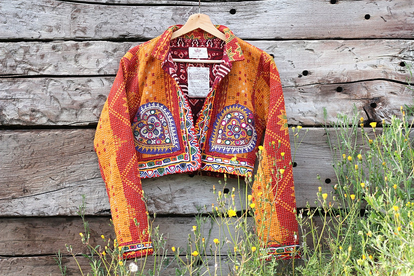 RUDRA Gypsy Jacket