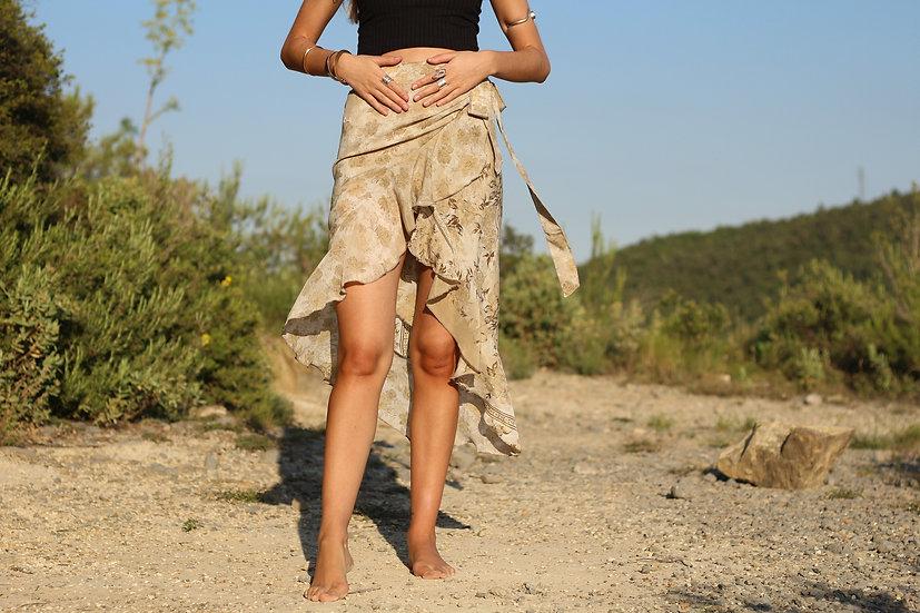 SAKTIH Wrap Skirt