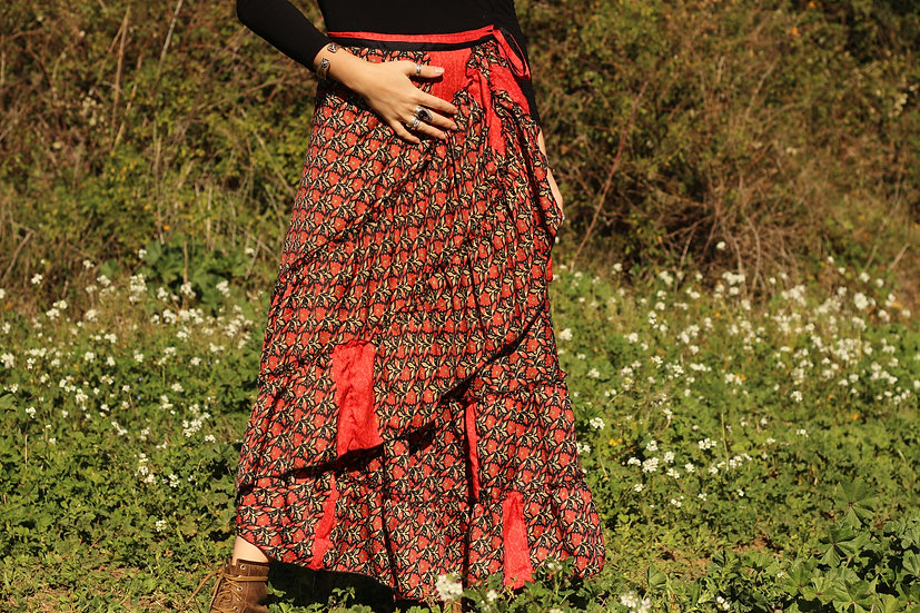BANDHA Long Skirt