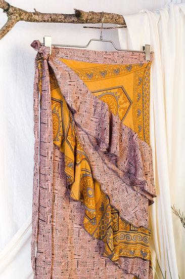 YUKTA Wrap Skirt (L/XL)
