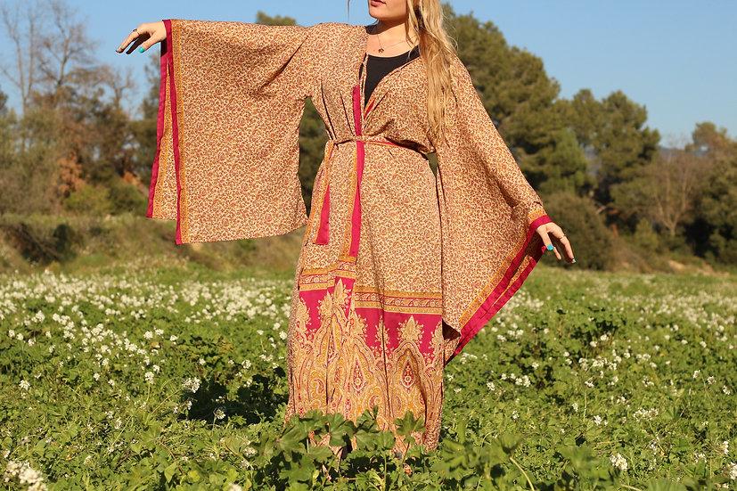 MAHASANA Lakshmi Kimono