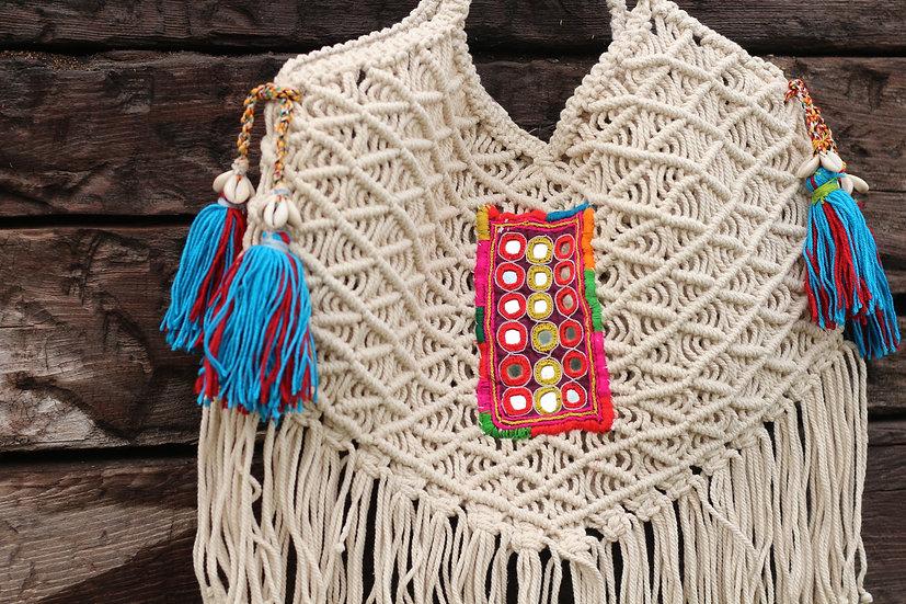 SRIMAT Cotton Big Bag