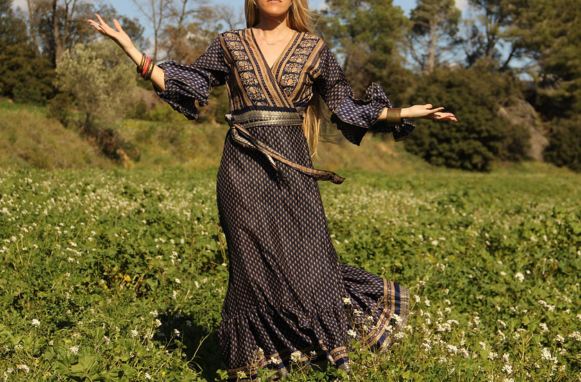BHARAT Long Dress
