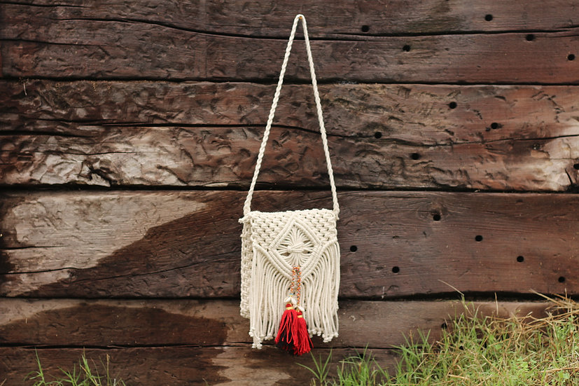 TANMATRA Cotton Small Bag