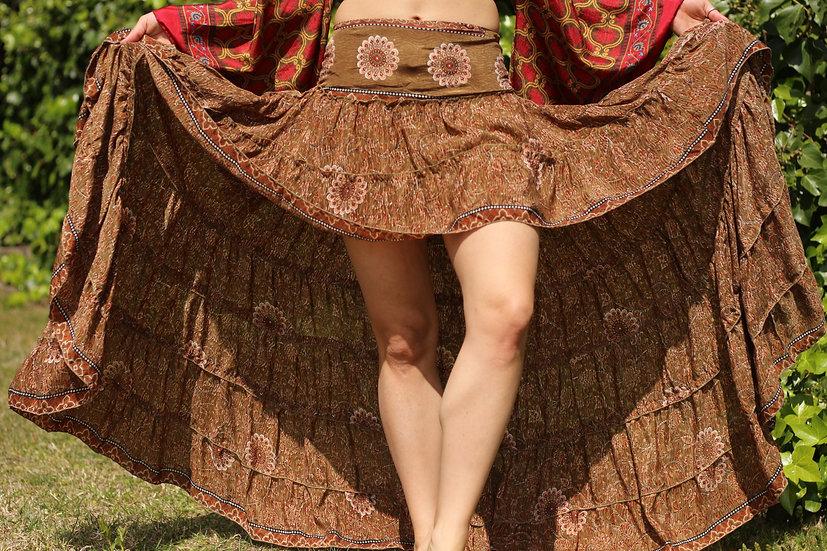 VARSHA Gypsy Skirt (S/M)