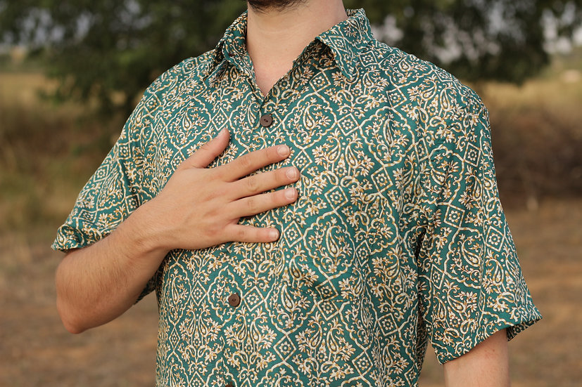 SRESTHA Krishna Shirt (S/M)