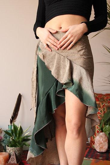 DVIJA Wrap Skirt (S/M)