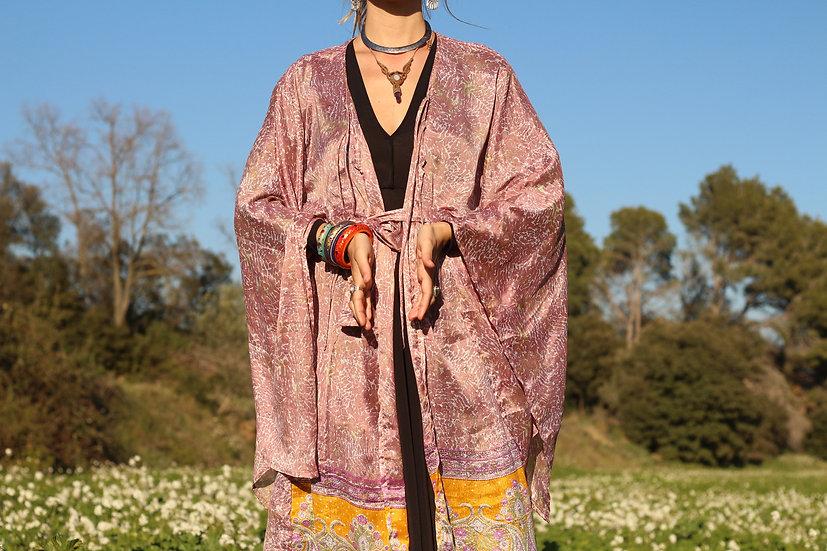 TRYAMBAKA Lakshmi Kimono