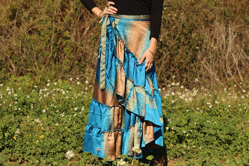 ANUTTAMA Long Skirt