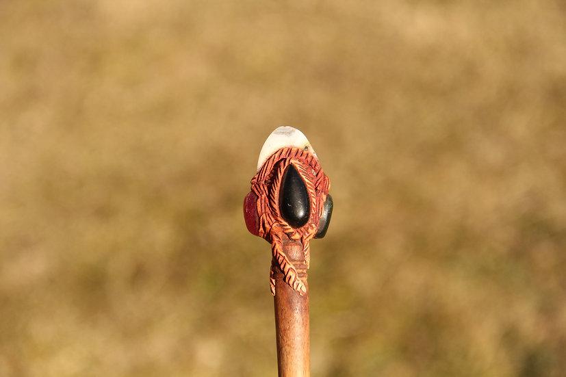 NETRAGNI Hair Stick