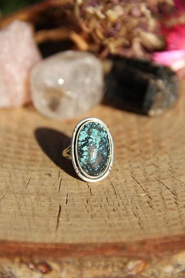 MADYA Silver Ring