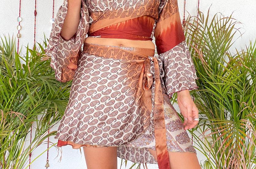VADANAIKA Short Skirt