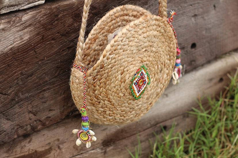 VARNA Yute Small Bag