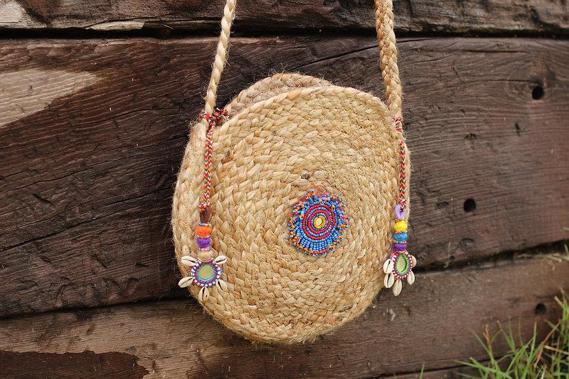 NIBHA Yute Small Bag