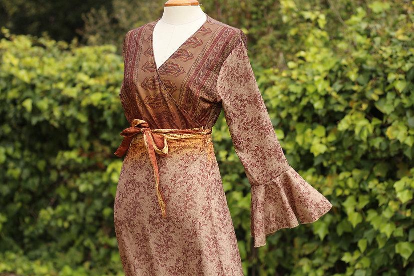 AMEYA Long Dress
