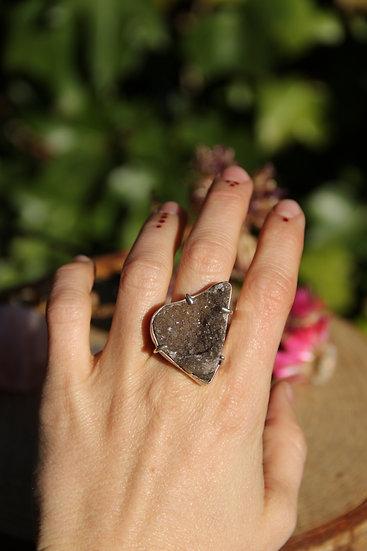 JANANI Silver Ring