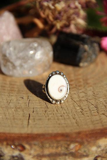PURNA Silver Ring