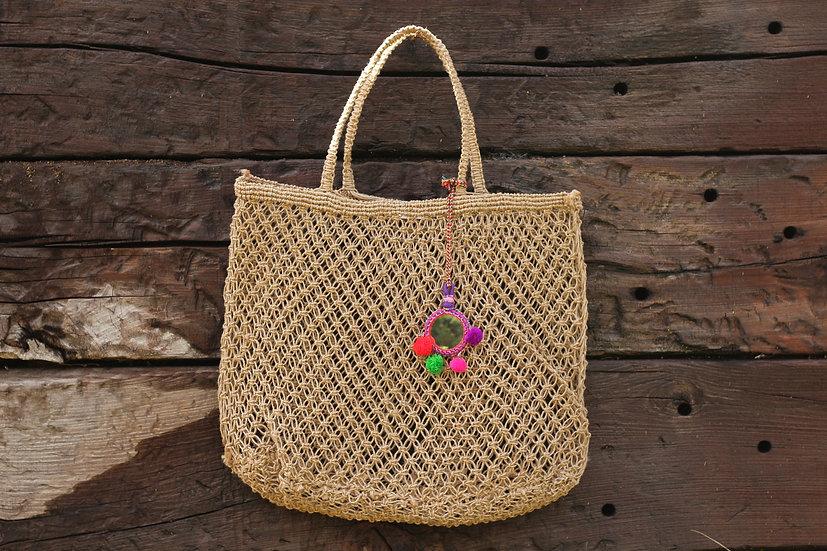 DHARU Yute Tote Bag