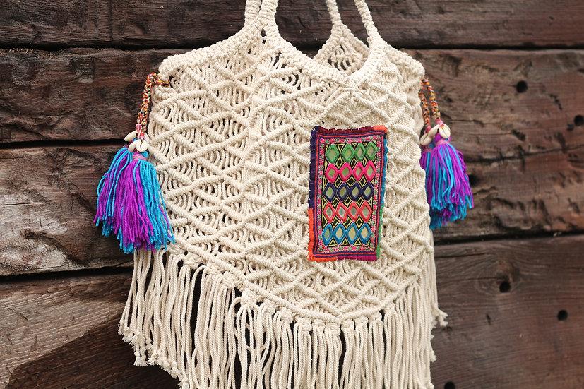 NIJARUNA Cotton Big Bag