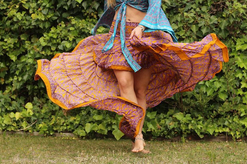 SMITA Gypsy Skirt (L/XL)