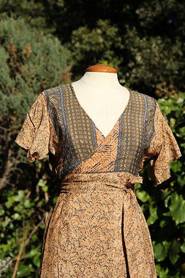 SARIRINI Short Dress