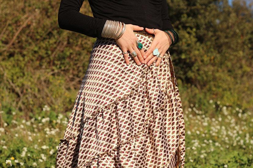 KALAHANTRI Long Skirt