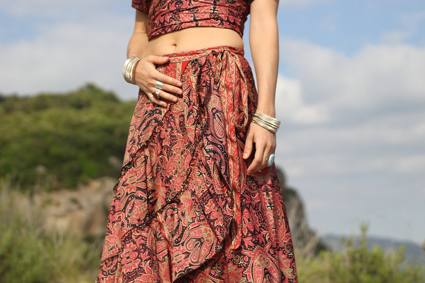 MANOHARA Long Skirt