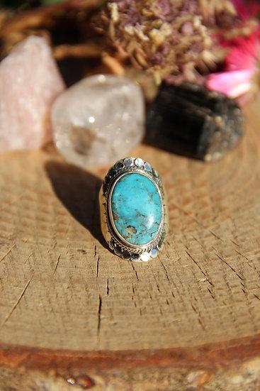 TARUNI Silver Ring