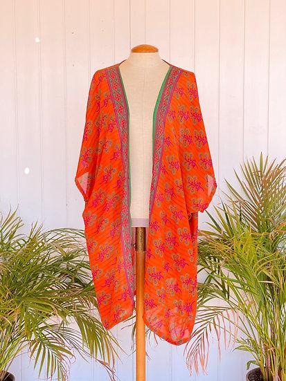 I̶m̶perfect Midi Kimono