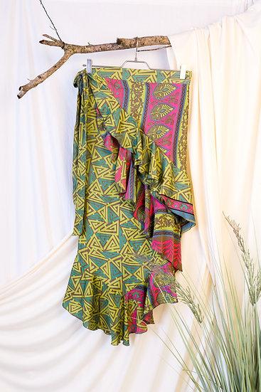 KADAMBA Wrap Skirt (L/XL)