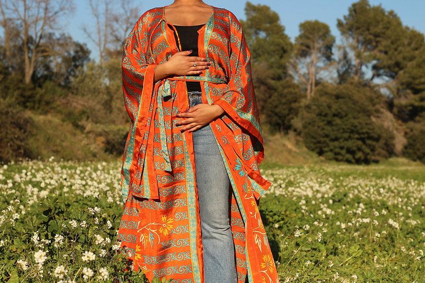 SUDDHA Lakshmi Kimono