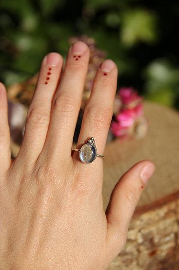 SVARUPA Silver Ring