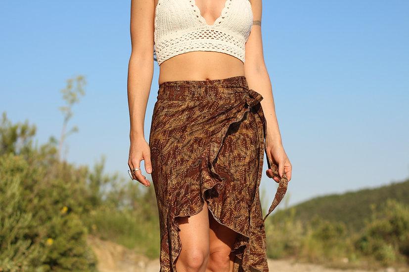 NISEVITA Wrap Skirt